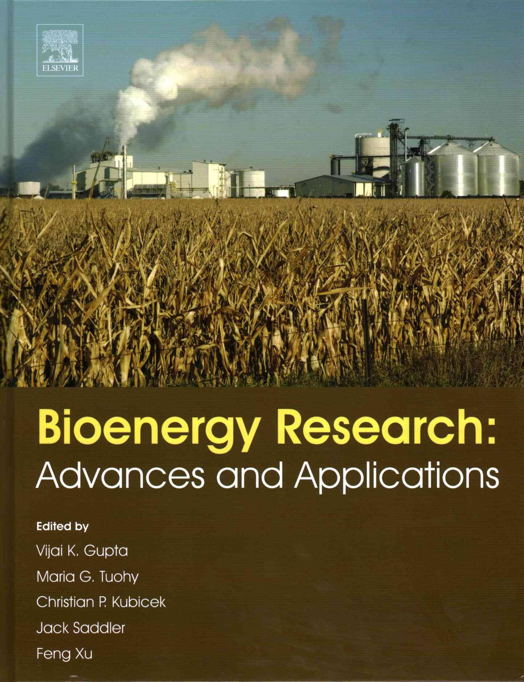 Bioenergy Research By Gupta, Vijai G. (EDT)/ Tuohy, Maria (EDT)/ Kubicek, Christian P. (EDT)/ Saddler, Jack (EDT)/ Xu, Feng (EDT)